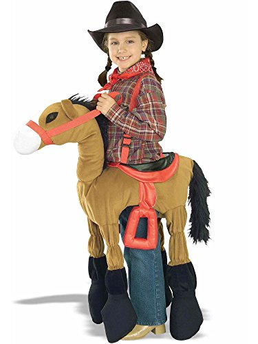 Forum Novelties Ride-A-Pony Costume for Toddler - Riding A Horse Costume -