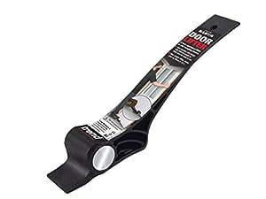 Trend D-LIFT-A - Levantador para puertas (plástico), color negro