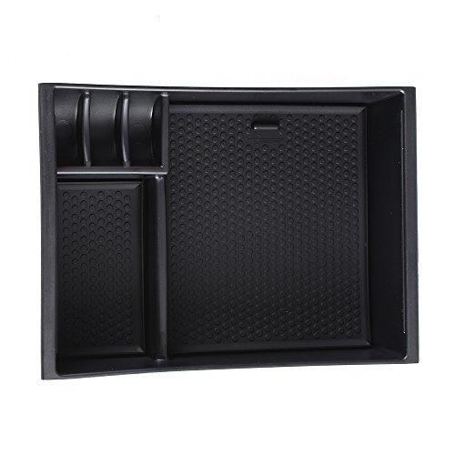 Car Interior Armrest Secondary Storage Central Console Organizer Box for 2013 - 2015 Mazda 6 Atenza