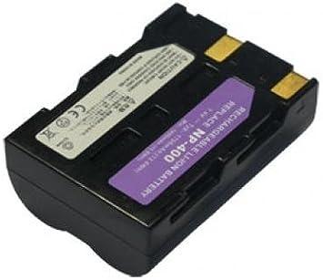 Batería 2x intensilo 1600mAh Para Sigma SD1//SD14//SD15