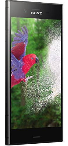 Sony Xperia XZ1 Smartphone (13,2 cm (5,2 inch) Triluminos Display, 19MP camera, 64GB geheugen, Android) zwart – Duitse…
