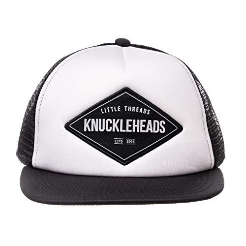 Knuckleheads Clothing Baby Boy Infant Trucker Sun Hat Toddler Mesh Baseball Cap Blake M 53 cm 2 to 5 Years