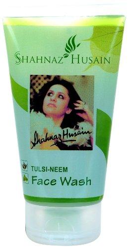 Shahnaz Husain Tulsi Neem Face Wash 150g
