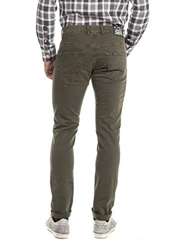 778 Slim Jeans Carrera Verde Uomo WqS4nCH