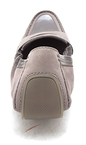 Frauen Moccasins Haan Cole Regulasam Grey 8qS5naw
