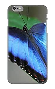 Ideal Gift - Tpu Shockproof/dirt-proof Animal Butterfly Cover Case For Iphone(6 Plus) With Design