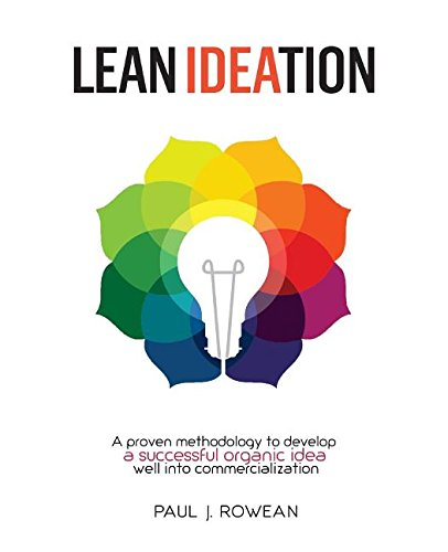 Lean Ideation Paul Rowean product image