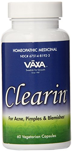 Vaxa Homeopathic Remedy, Clearin, 60 Count