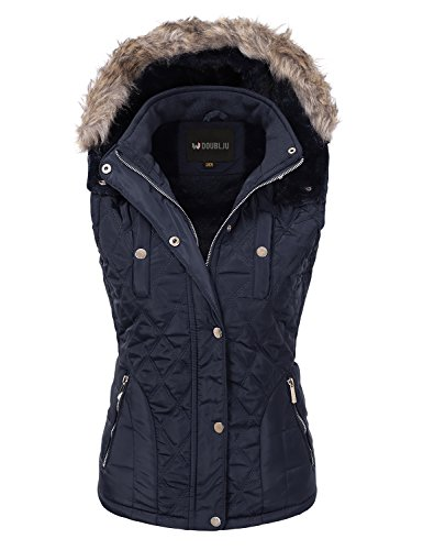 Quilted Puffy Vest - 3