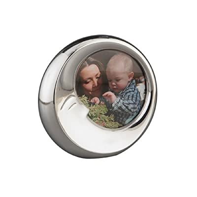 Nambe Baby Sleeping Moon 4-inch Frame by Nambe