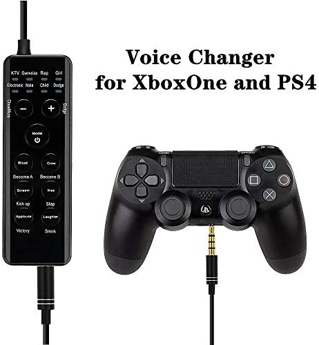 41lCNVuyzHL. AC  - How To Get A Voice Changer On Ps4 Free