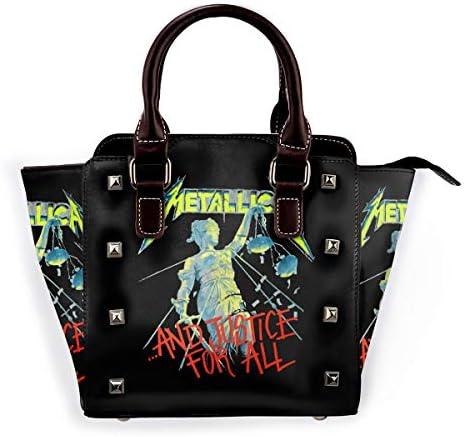 リベットバッグ Metallica メタリカ トートバッグ スタッズ バッグ ショルダーバッグ ハンドバッグ ハリートート 斜めバッグ 手提げ レディース トゲトゲ かわいい 2WAY 人気 PUレザー 通勤 メンズ 斜めがけ 大容量 ファッション