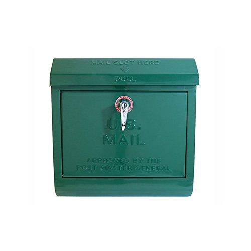 ART WORK STUDIO U.S. Mail box (ユーエスメールボックス) TK-2075 グリーン B004IY1H9W グリーン グリーン