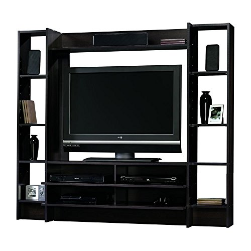 Premium TV Stand Entertainment Console Rack Rear for up to 42