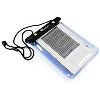 Amazon com: WALNEW Universal Waterproof eReader Protective Case