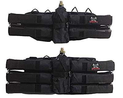 Maddog Deluxe Padded Paintball Harness