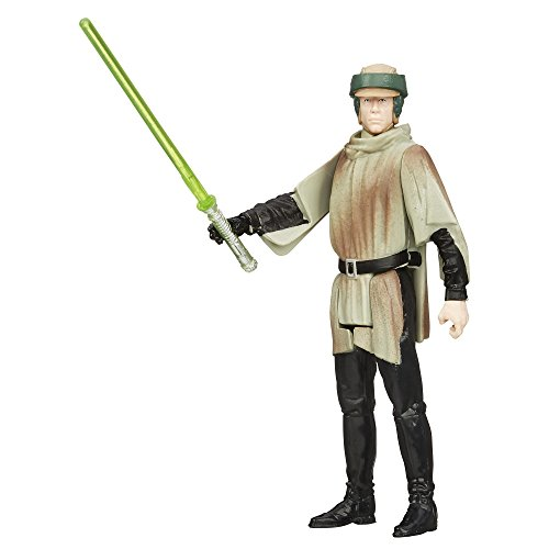 [Star Wars Saga Legends Luke Skywalker (Endor) Figure] (Luke Skywalker Endor Costume)