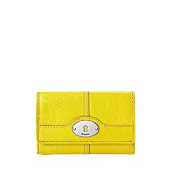 Fossil Marlow Multifunction Sl3292724 Color: Citrus Wallet