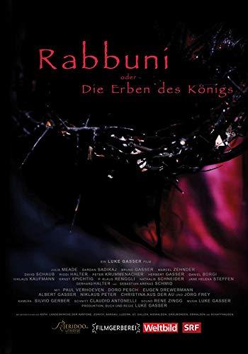 Rabbuni - oder die Erben des Königs ()
