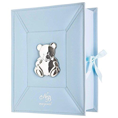 Caja Recuerdos Bebé Azul Mayoral