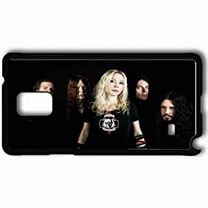 Personalized Samsung Note 4 Cell phone Case/Cover Skin Arch Enemy Black