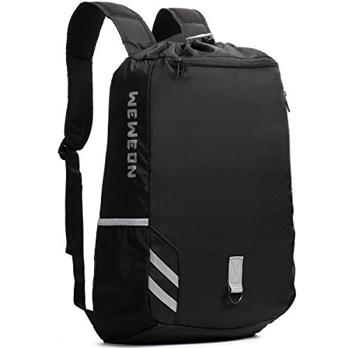 Drawstring Sports Backpack Bag - Gym Backpack Bag for Men and Women- - Man Rucksack Iron