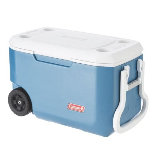 62 Quart Wheeled Cooler - 1