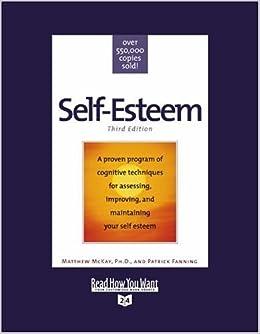 Book Self-Esteem (Volume 3 of 3) (EasyRead Super Large 24pt Edition): Third Edition