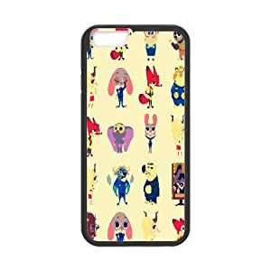 Cell Phone case Zootopia Cover Custom Case For iPhone 6 4.7 Inch MK9Q712940