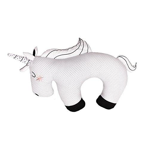Bizzi Growin Little Dreamer Unique Unicorn Soft Nursing Pregnancy Breast Feeding Support Pillow/Cushion