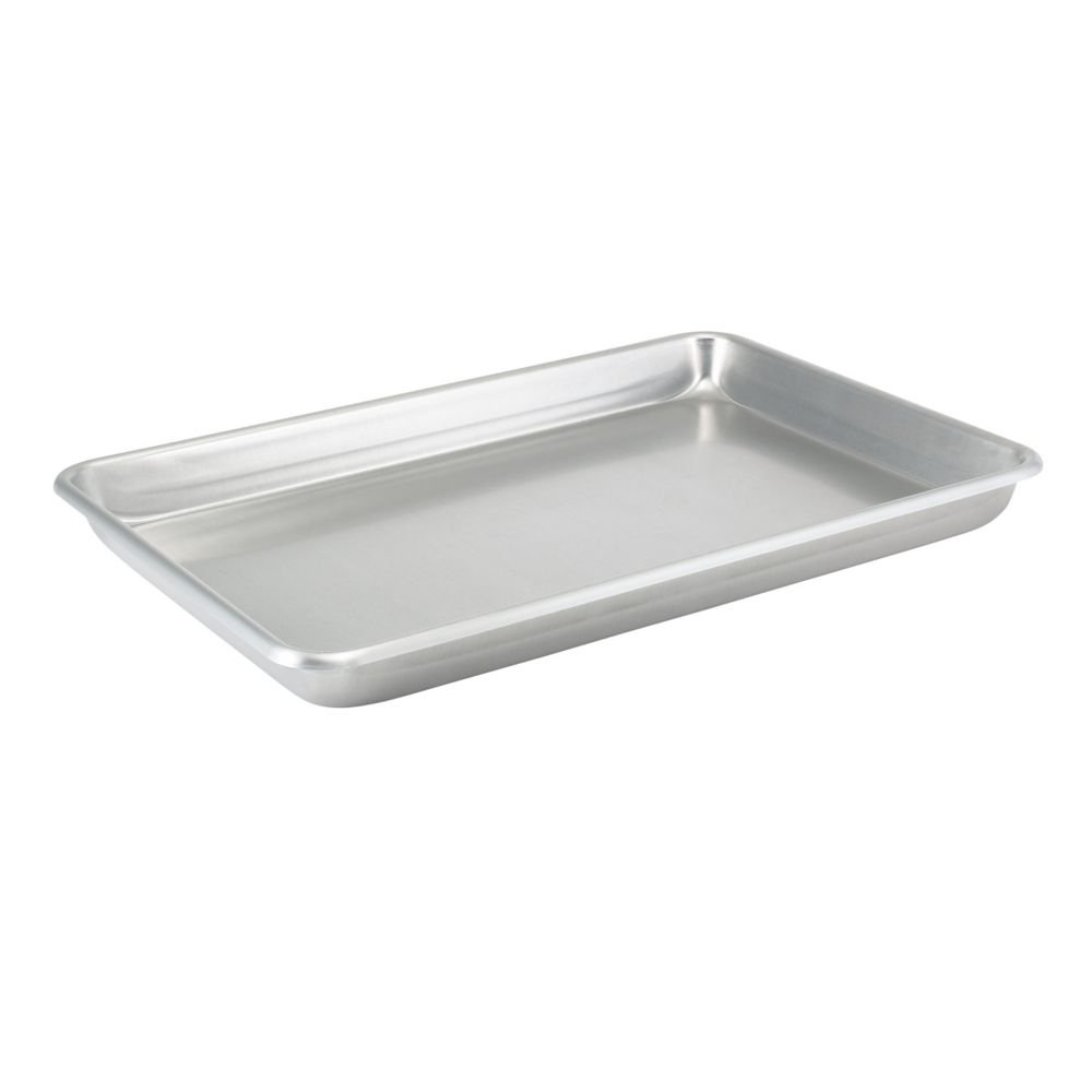 Vollrath 68357 Wear-Ever Aluminum 18 x 26'' Bake Pan