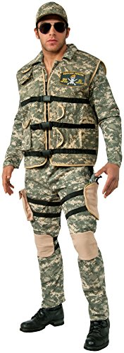 Rubie's Men's Seal Team 2 Costume, Multi,