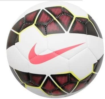 NIKE Strike Barclays Premier League Balón de Fútbol (Strike Blanco ...