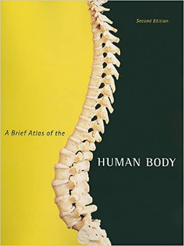 Amazon A Brief Atlas Of The Human Body 2nd Edition
