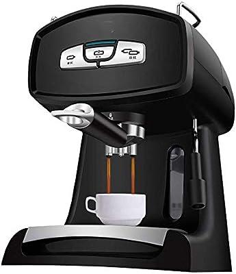ماكينة قهوة إيطالية آلة اسبريسوس جهاز تحضير القهوة بالبخار شبه التلقائي آلة قهوة تقطير 15 بار Amazon Ae
