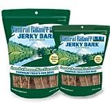Natural Balance L.I.T. Limited Ingredient Treats Jerky Bark Lamb and Brown Rice Formula Dog Treats, 6-oz bag, My Pet Supplies