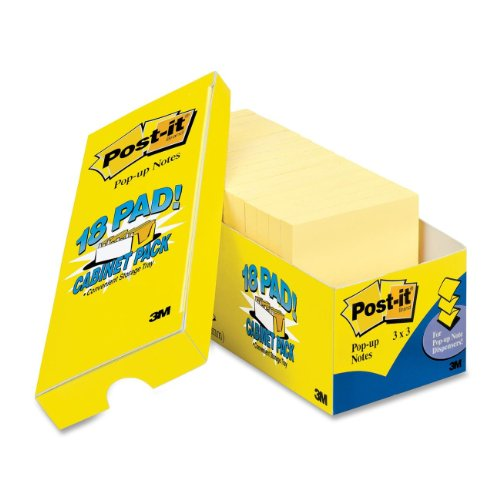 Post Pop up 3 Inches 18 Pads Cabinet product image