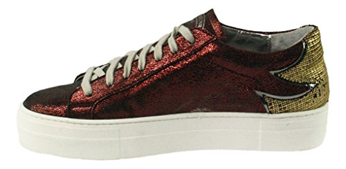 Rot Donna Rot Rosso Sneaker P448 Rosso Donna P448 Sneaker 1Ywqd8x