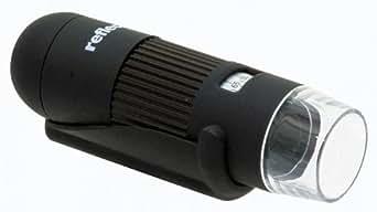 Reflecta DigiMicroscope USB - Microscopio USB negro