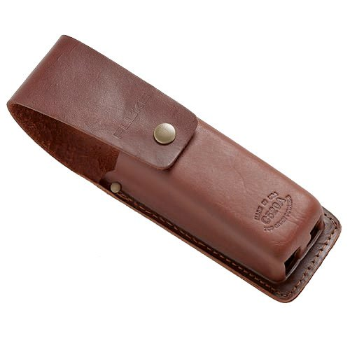 - Fluke C520A Leather Carrying Case, 3-1/8