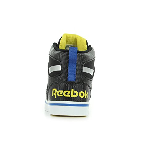 Reebok Ksee you mid M48784, Baskets Mode Enfant