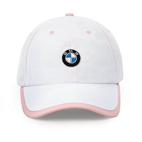 BMW Ladies' Microfiber Cap White/Pink