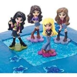 Lil Bratz Party Topper (Ailani,talia,zada and Nazalia)