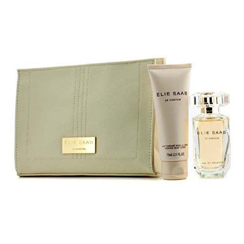 elie-saab-le-parfum-coffret-eau-de-toilette-spray-50ml-body-lotion-75ml-beauty-pouch-3pcs-1pouch-by-