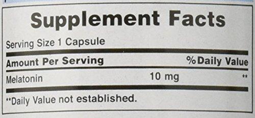 Puritans-Pride-Super-Strength-Rapid-Release-Capsules-Melatonin-10-mg-2-Bottles-each-of-120-Count