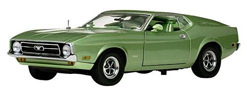 1/18 1971年 フォード マスタング スポーツルーフ(ミディアムグリーン) 3620