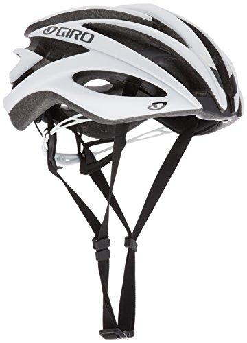 Giro Atmos II - Casque vélo de route blanc