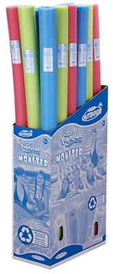 The Original Fun Noodle Monster Noodle Rounds, 14671 (Pack of 18) by Jakks Pacific (Image #1)