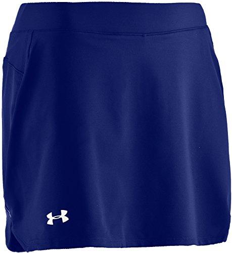 Under Armour Golf Women's Team Skort, Royal/White XL (US 16) X 4