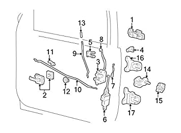 1998 Ford Explorer Sport Door Diagram - number one wiring ... F Door Ajar Wiring Schematics on